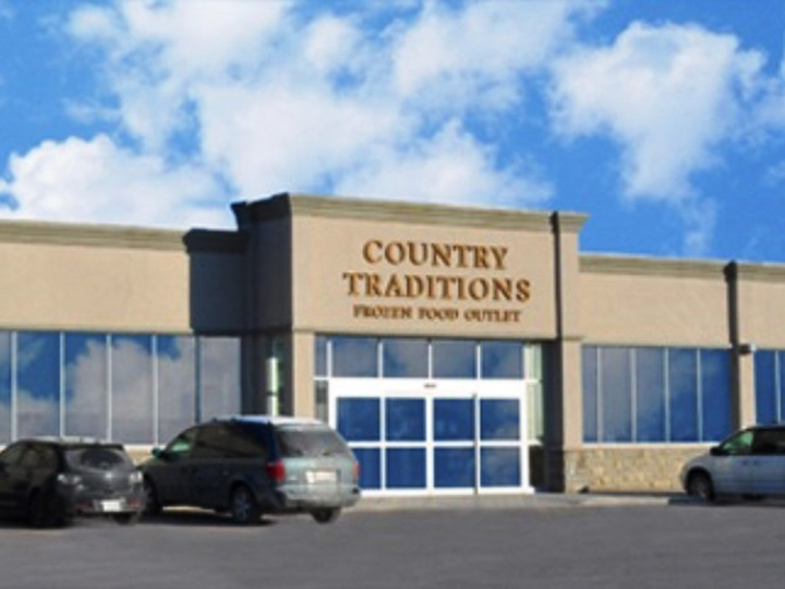 Country Traditions Store Front
