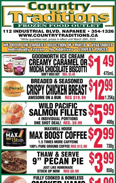 wholesale food deals