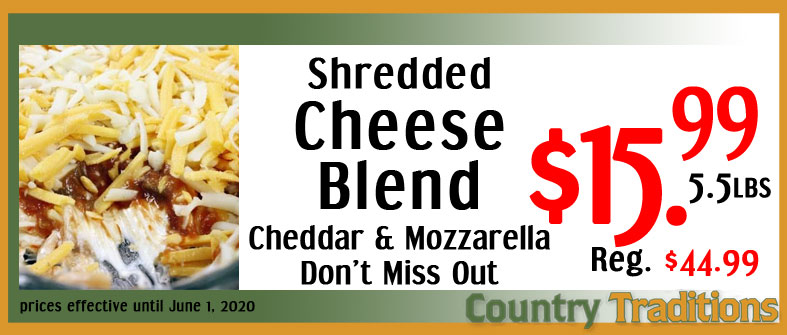 cheddar mozzarella cheese blend